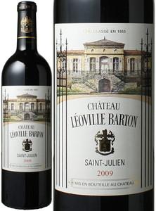 シャトー・レオヴィル・バルトン 2009 赤  Chateau Leoville Barton   スピード出荷