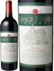 グレース・ファミリー カベルネ・ソーヴィニヨン 2004 赤  Grace Family Vineyards 2004  スピード出荷