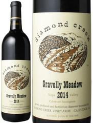 ダイアモンド・クリーク グレブリー・メドゥー 2014 赤  Diamond Creek Gravelly Meadow   スピード出荷
