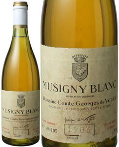 ミュジニー・ブラン 1983 コント・ジョルジュ・ド・ヴォギュエ 白  Musigny Blanc / Domaine Comte Georges de Vogue  スピード出荷