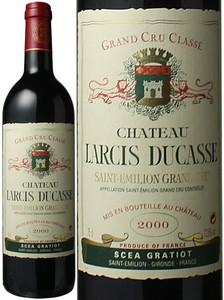 シャトー・ラルシ・デュカス 2000 赤  Chateau Larcis Ducasse   スピード出荷