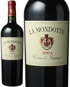 ラ・モンドット 2003 赤  La Mondotte   スピード出荷