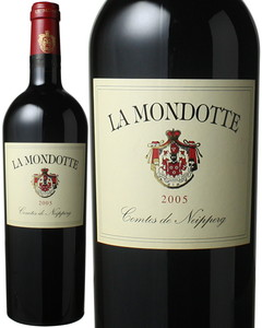 ラ・モンドット 2005 赤  La Mondotte   スピード出荷