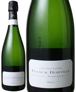 フランク・ボンヴィル グラン・クリュ ブリュット セレクション ブラン・ド・ブラン NV  Franck Bonville Grand Cru Brut Selection   スピード出荷