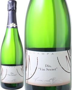 フランソワーズ・ベデル ディ・ヴァン・スクレ NV <白> <ワイン/シャンパン> Francoise Bedel Dis, Vin Secret Brut   スピード出荷