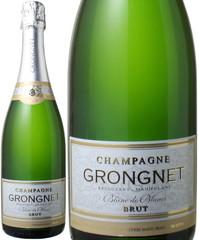 グロンニェ ブラン・ド・ブラン NV 白  Grongnet Blanc de Blancs   スピード出荷