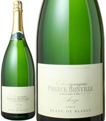 フランク・ボンヴィル グラン・クリュ ブリュット セレクション ブラン・ド・ブラン マグナムサイズ 1.5L NV 白  Franck Bonville Grand Cru Brut Selection Blanc de Blancs  スピード出荷