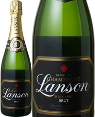 ランソン ブラックラベル NV 白  Lanson Black Label Brut   スピード出荷