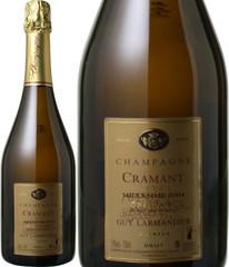 ギイ・ラルマンディエ クラマン グラン・クリュ 2004 白  Guy Larmandier Cramant 2004 Grand Cru   スピード出荷