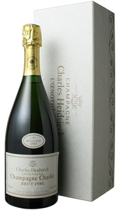 シャルル・エドシック シャンパン・チャーリー 1985 白  Charles Heidsieck Champagne Charlie   スピード出荷