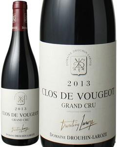 クロ・ド・ヴージョ 2013 ドルーアン・ラローズ 赤  Clos de Vougeot / Drouhin Laroze   スピード出荷