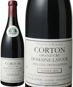 コルトン ドメーヌ・ラトゥール 2011 ルイ・ラトゥール 赤  Ch.Corton Grancey Corton / Louis Latour  スピード出荷