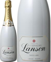 ランソン ホワイトラベル セック NV 白  Lanson White Label   スピード出荷