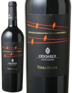 テラ・ダミア カラブリア ロッソ 2015 オドアルディ 赤  Terra Damia Calabria Rosso / Odoardi   スピード出荷
