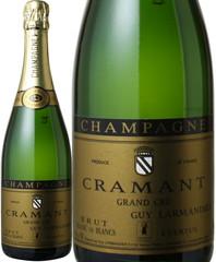 ギイ・ラルマンディエ ブリュット ブラン・ド・ブラン NV 白  Guy Larmandier Grand Cru Brut Blanc de Blancs   スピード出荷