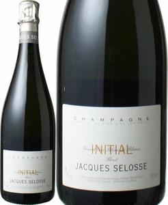 ジャック・セロス イニシャル NV 白  Jacques Selosse Initial Blanc de Blancs Brut NV   スピード出荷