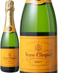 ヴーヴ・クリコ イエローラベル ハーフサイズ 375ml NV 白  Veuve Clicquot Ponsardin Half NV   スピード出荷