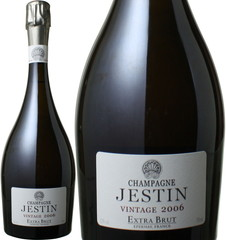 エルヴェ・ジェスタン エクストラ・ブリュット 2006 白  Jestin Extra Brut Vintage 2006   スピード出荷
