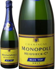エドシック モノポール ブルートップ NV 白  Heidsieck Monopole Blue Top Brut NV   スピード出荷