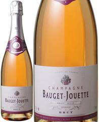 ボジェ・ジュエット ロゼ ブリュット NV ロゼ  Bauget Jouette Brut Rose NV  スピード出荷