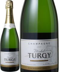ミシェル・チュルジー ブラン・ド・ブラン レゼルヴ・セレクション NV 白  Michel Turgy Blanc de Blancs Reserve Selection  スピード出荷