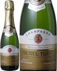 ミシェル・チュルジー ブラン・ド・ブラン グラン・クリュ ハーフサイズ 375ml NV 白  Michel Turgy Blanc de Blancs Grand Cru  スピード出荷