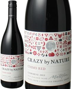 クレイジー バイ N コスモ 2015 ミルトン ヴィンヤーズ 赤  Crazy By Nature Cosmo Red  / The Millton Vineyards   スピード出荷