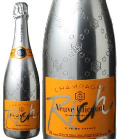 ヴーヴ・クリコ リッチ NV 白  Veuve Clicquot Rich  スピード出荷