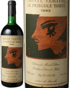 レ・ペルゴーレ・トルテ 1983 モンテヴェルティーネ 赤  Le Pergole Torte / Montevertine   スピード出荷