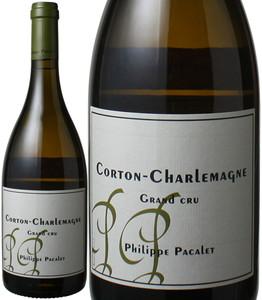 コルトン・シャルルマーニュ 2006 フィリップ・パカレ 白  Corton Charlemagne / Philippe Pacalet  スピード出荷