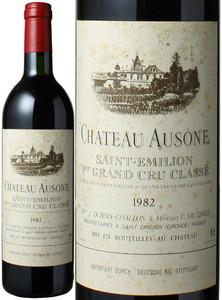 シャトー・オーゾンヌ 1982 赤  Chateau Ausone  スピード出荷