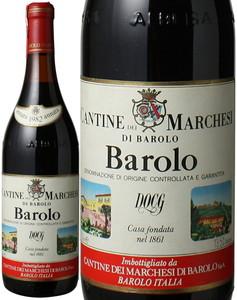 バローロ 1982 マルケージ・ディ・バローロ 赤  Barolo / Marchesi Di Barolo   スピード出荷