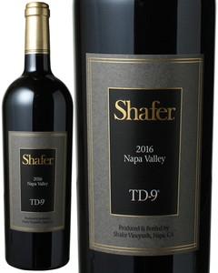 シェーファー TD-9 ナパ・ヴァレー 2016 赤  Shafer Td-9 Napa Valley / Shafer Vineyards   スピード出荷