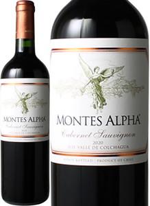 モンテス・アルファ カベルネ・ソーヴィニヨン 2018 赤 Montes Alpha Cabernet Sauvignon   スピード出荷