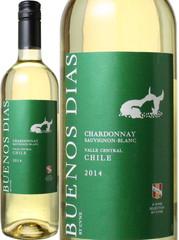 ブエノス・ディアス シャルドネ/ソーヴィニヨン・ブラン 2019 クネ&フレイ・レオン 白 Buenos Dias Chardonnay Sauvignon Blanc   スピード出荷