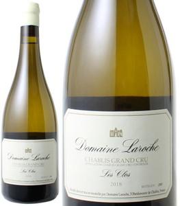 シャブリ グラン・クリュ レ・クロ 2017 ラロッシュ 白  Chablis Grand Cru Les Clos / Domaine Laroche  スピード出荷