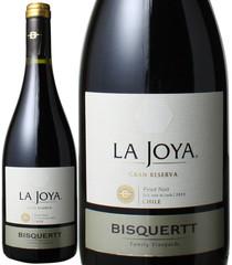 ラ・ホヤ グラン・レゼルヴァ ピノ・ノワール 2015 ビスケルト 赤  La Joya Gran Reserva Pinot Noir / Bisquertt  スピード出荷