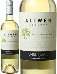 アリウェン レセルバ(レゼルバ) ソーヴィニヨン・ブラン 2016 ウンドラーガ 白 Aliwen Reserva Sauvignon Blanc / Undurraga   スピード出荷