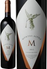 モンテス・アルファ エム 2016 赤 Montes Alpha M   スピード出荷