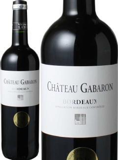 シャトー・ガバロン 2016 赤  Chateau Gabaron   スピード出荷