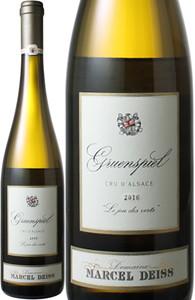 アルザス グリュエンスピール プルミエ・クリュ マルセル・ダイス 2012 白 Alsace Gruenspiel 1er Cru / Marcel Deiss  スピード出荷