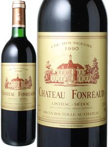 シャトー・フォンレオー 1990 赤  Chateau Fonreaud  スピード出荷