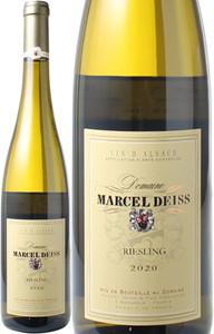 アルザス リースリング 2017 マルセル・ダイス 白 Alsace Riesling  /Marcel Deiss   スピード出荷