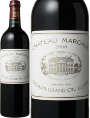 シャトー・マルゴー 2008 赤  Chateau Margaux 2008   スピード出荷