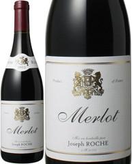 ジョセフ・ロッシュ メルロー 2018 赤 ※ヴィンテージが異なる場合があります。 Joseph Roche Merlot   スピード出荷