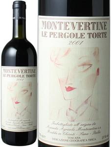 レ・ペルゴーレ・トルテ 2001 モンテヴェルティーネ 赤  Le Pergole Torte / Montevertine  スピード出荷