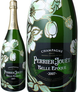 ペリエ・ジュエ ベル・エポック マグナム1.5L 2007 白  Perrier Jouet Belle Epoque  スピード出荷