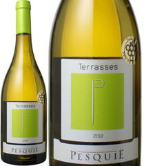 シャトー・ペスキエ キュヴェ・テラス ブラン 2013 白  Chateau Pesquie Cuvee Terrasses Blanc   スピード出荷