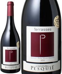 シャトー・ペスキエ キュヴェ・テラス ルージュ [2016] <赤> <ワイン/ローヌ>br>Chateau Pesquie Cuvee Terrasses Rouge  スピード出荷