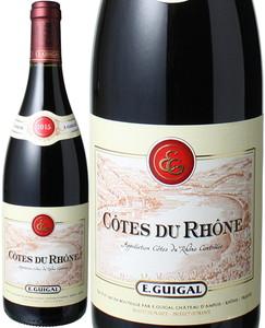 コート・デュ・ローヌ ルージュ 2015 ギガル 赤 Cotes du Rhone Rouge / E.Guigal  スピード出荷